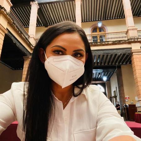 Necesario implementar mejores condiciones para el regreso a clases presenciales: Araceli Saucedo