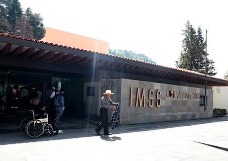 IMSS PÁTZCUARO REBASADO EN ATENCIÓN PARA PACIENTES CON COVID-19