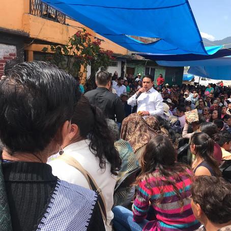 ENTREGAN RECONOCIMIENTOS A FUNDADORES DEL PRD EN SANTA CLARA DEL COBRE