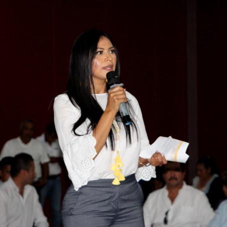 Urge que Federación garantice abasto de medicamentos e insumos a hospitales: Araceli Saucedo