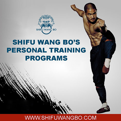 Shifu Wang Bo's Personal Training Programs