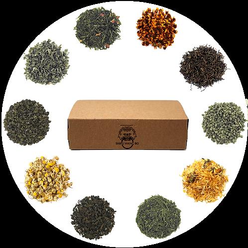 Shifu Wang Bo's Zen Tea Box