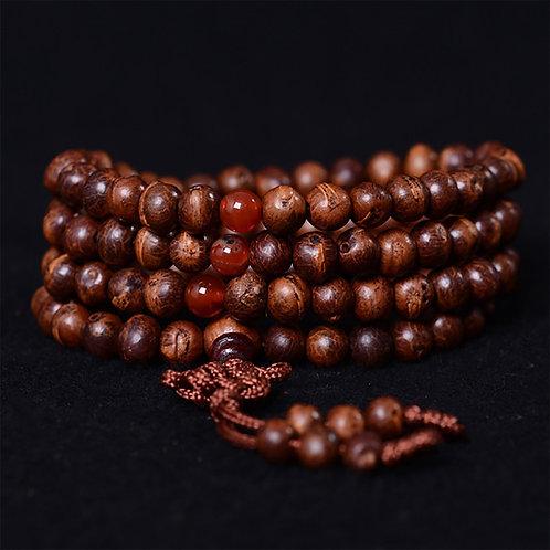 108 Boddhi Seed Bracelet
