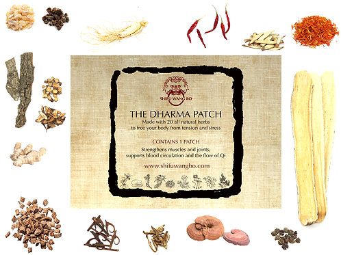 The Dharma Patch Pain Relief ( 1Patch)