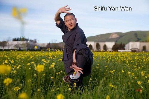 Shaolin Seminar Sacramento