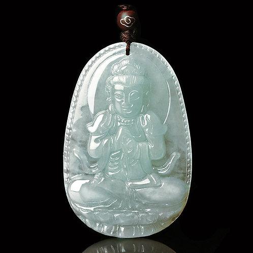 Emerald Jade Guanyin