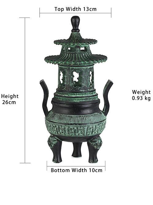 Bronze Feng Shui Temple