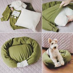 Sweatshirt Pet Beds