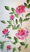 Chinese Brush Painting - Roses.jpg