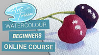 WATERCOLOUR BEGINNERS ONLINE COURSE Thum