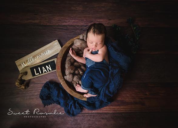 Willkommen, Lian.