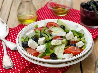 Mama Voula's Horiatiki Salad