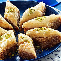BAKLAVA (one piece per person for 10 people)