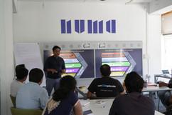 Design Thinking Workshop at Numa