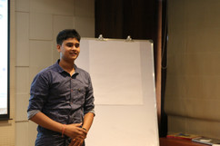 Design Thinking workshop by Hreemm in association with Ashoka Youth Ventures