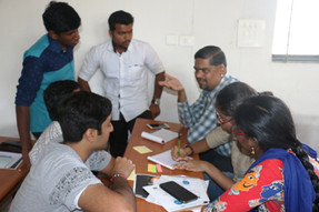 Design Thinking workshop at NIT Trichy