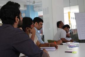 Design Thinking workshop by Hreemm at Numa & Ivycamp