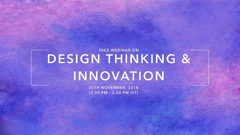 Webinar_Design Thinking for Innovation_November 2018