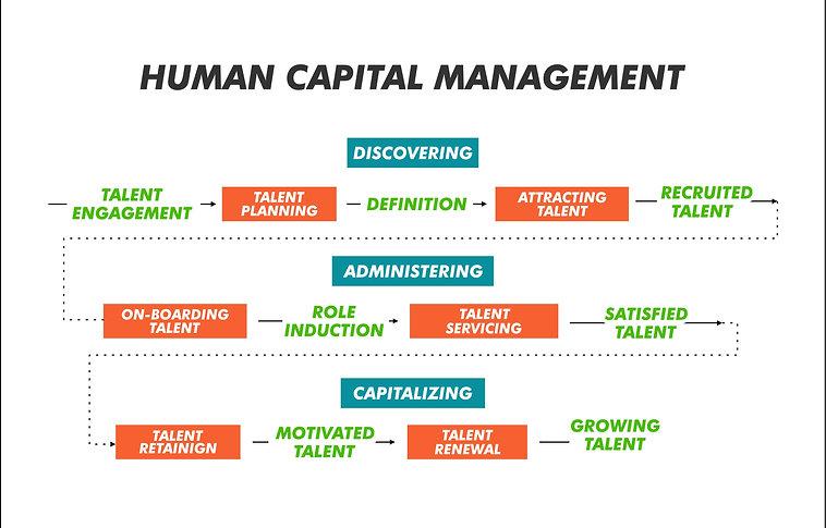 Digital Transformation Strategy - Human Capital Management
