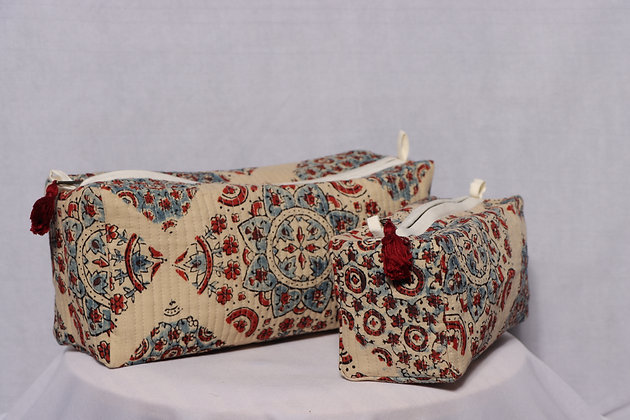 Lily Pouches (Set of 2)