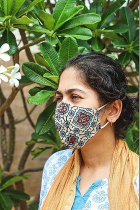 Azadi Masks (Set of 3)