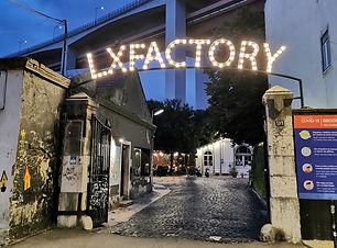 lx factory Portogallo Portugal Lisbona L