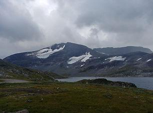 Ghiacciai Fiordi Norvegesi fjord trekkin