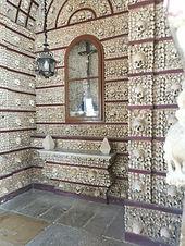 faro Capela dos Ossos chiesa church Port
