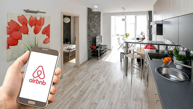 airbnb travel travelling self-guided via