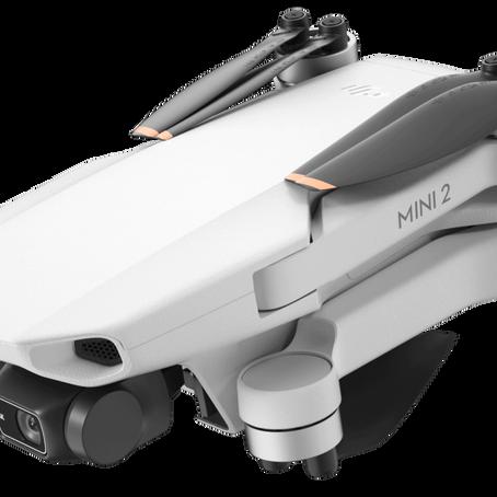 DJI Mini 2: il drone perfetto per chi viaggia