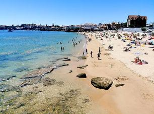 Praia da Rainha spiaggia beach mare sea