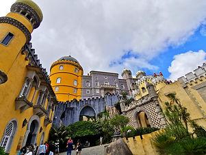 Castello Castle Sintra Portogallo Castle