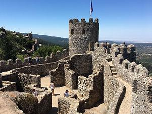 castelo dos mouros castello castle nazio