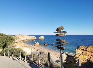 Praia Sao Rafael Portogallo Portugal spi