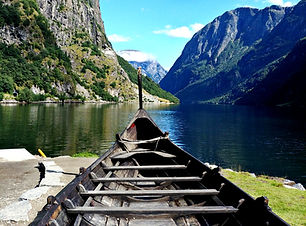 viking valley Fiordi Norvegesi fjord tre