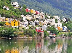 odda Fiordi Norvegesi fjord trekking hik