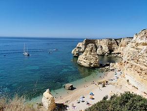 Praia de marinha Portogallo Portugal spi