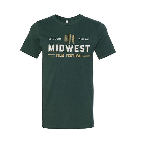 Green MFF T-Shirt