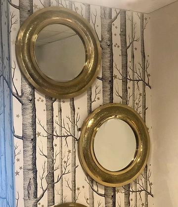 Miroirs en cuivre