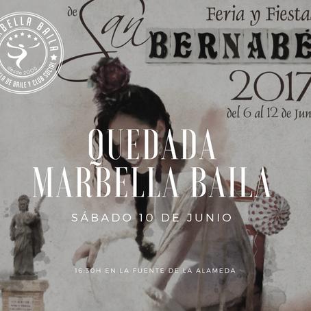 QUEDADA MARBELLA BAILA - FERIA DE SAN BERNABE