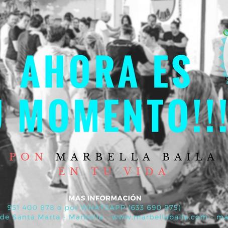 Aprende a Bailar con Marbella Baila!!!