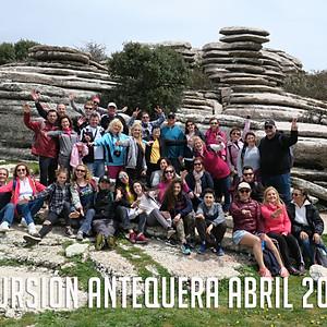Excursión Antequera