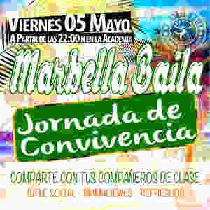 Fiesta de convivencia Marbella Baila