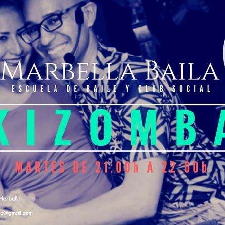 Nuevo grupo KIZOMBA - Nivel Iniciación