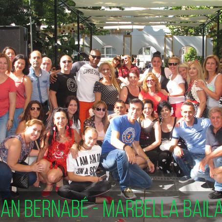 Feria San Bernabé - Marbella Baila