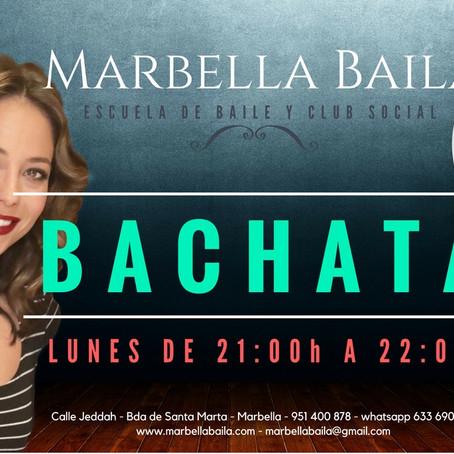 Nuevo grupo de Bachata - Abril 2018