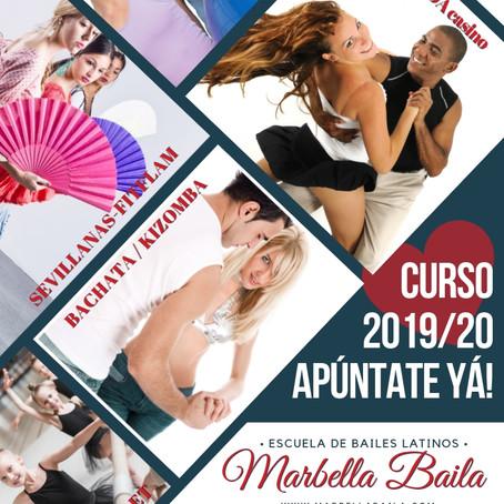 Nuevo Curso 2019/20