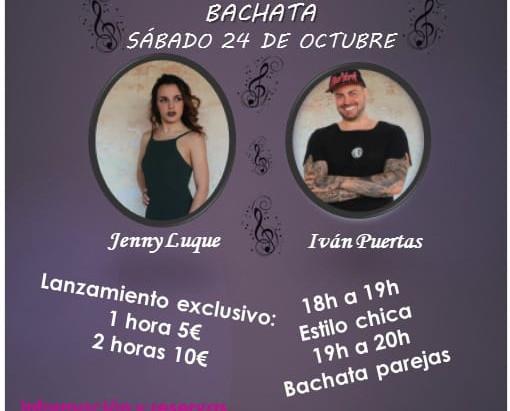 """Taller de Bachata """"+ Que Baile"""""""