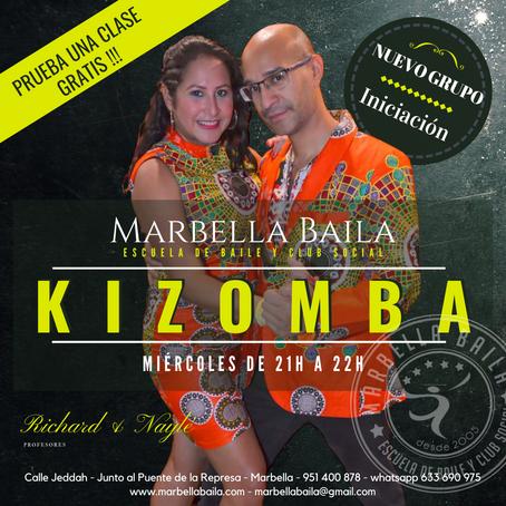 Nuevo grupo de Kizomba