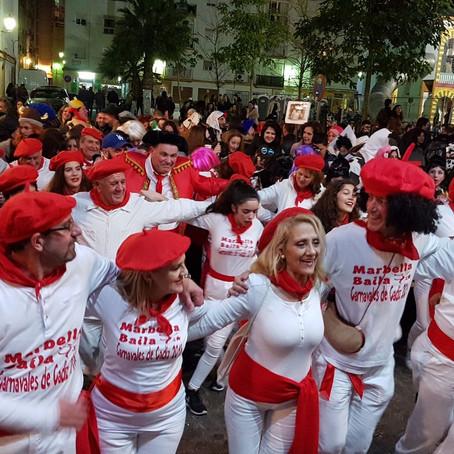 Fotos del Carnaval de Cádiz 2018